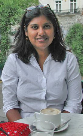 picture of Veena Pillay